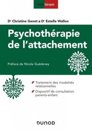 Psychothérapie de l'attachement-dunod-9782100788040