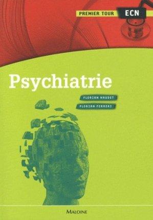 Psychiatrie - maloine - 9782224031725