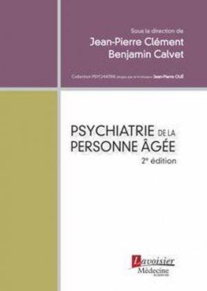 Psychiatrie de la personne âgée-lavoisier msp-9782257206305