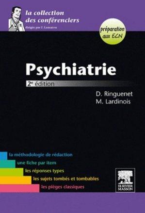 Psychiatrie-elsevier / masson-9782294712487