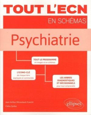 Psychiatrie - ellipses - 9782340018334