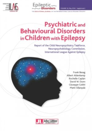 Psychiatric and Behavioural Disorders in Children with Epilepsy-john libbey eurotext-9782742015009
