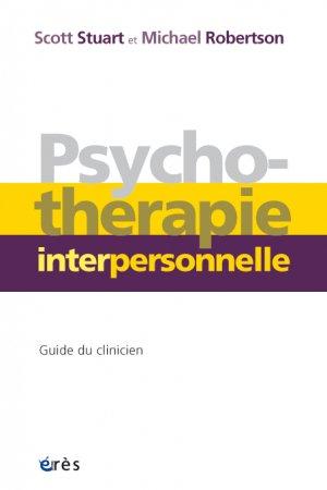 Psychothérapie interpersonnelle-eres-9782749256863