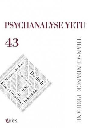 Psychanalyse yetu-Erès-9782749262987