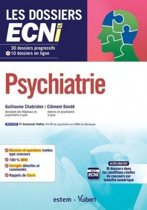 Psychiatrie-estem / vuibert-9782843718533