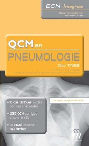 QCM en Pneumologie-medicilline-9782915220902