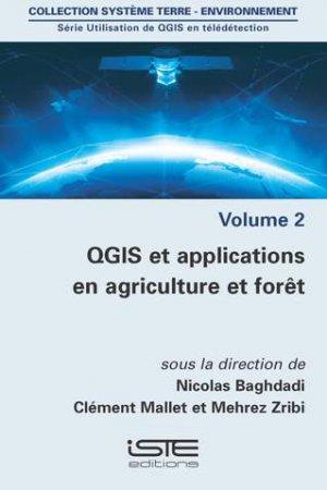 QGIS et applications en agriculture et forêt-iste-9781784053369