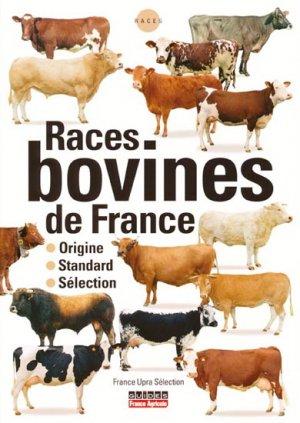 Races bovines de France-france agricole-9782855571515