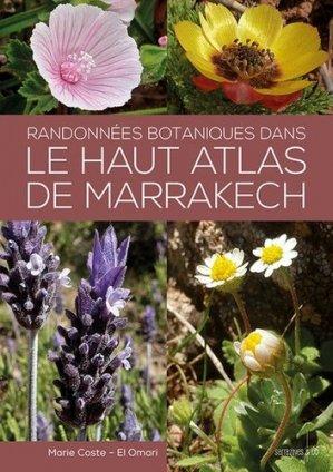 Randonnées botaniques dans le haut atlas de Marrakech-sarrazines et co-9789920976404