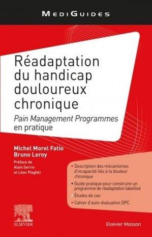 Réadaptation du handicap douloureux chronique-elsevier / masson-9782294760839