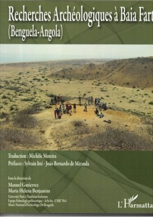 Recherches archéologiques à Baia Farta-l'harmattan-9782343174419