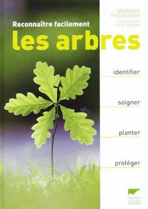 Reconnaître facilement les arbres-delachaux et niestle-9782603015414
