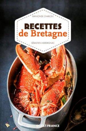 Recettes de Bretagne - ouest-france - 9782737381577
