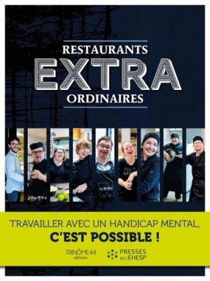 Restaurants extraordinaires-EHESP-9782810907748