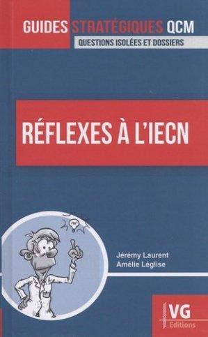 Réflexes à l'iECN-vernazobres grego-9782818316856