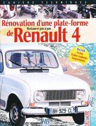 Rénovation d'une plate forme de Renault 4-hb publications-2301090030266