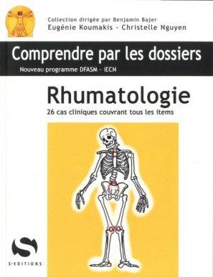 Rhumatologie - s editions - 9782356401205
