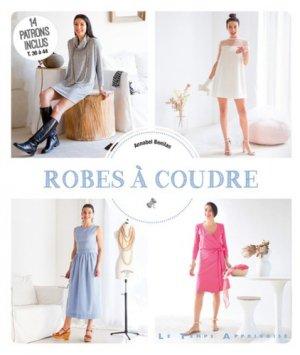 Robes à coudre-le temps apprivoise-9782299003986