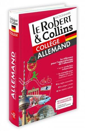 Le Robert & Collins collège allemand-Le Robert-9782321010975