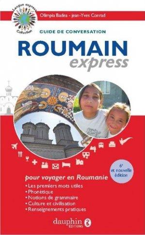 Roumain express - dauphin - 9782716316965