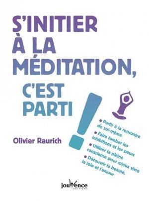 S'initier à la méditation c'est parti !-jouvence-9782889530007