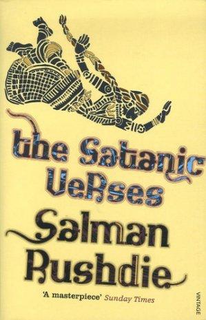 SATANIC VERSES -vintage-9780963270702