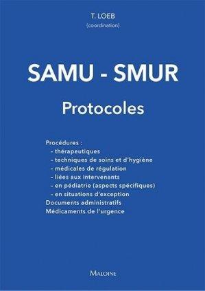 SAMU - SMUR-maloine-9782224035785