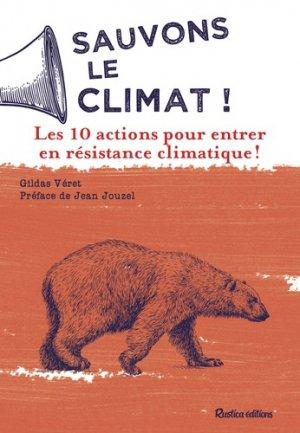 Sauvons le climat !-rustica-9782815314091