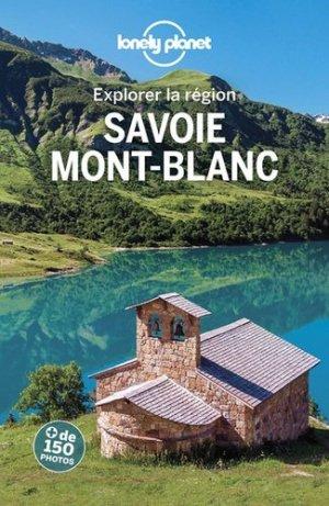 Savoie Mont blanc-Lonely Planet-9782816177275