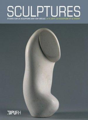 Sculptures-presses universitaires de rouen et du havre-9791024006994