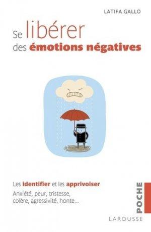 Se libérer des émotions négatives - larousse - 9782035879813
