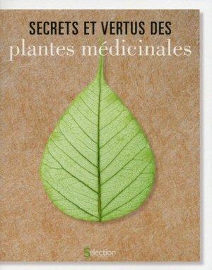 Secrets et vertus des plantes médicinales-sélection reader's digest-9782709827577