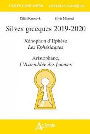 Silves Grecques 2019/2020-atlande-9782350305400