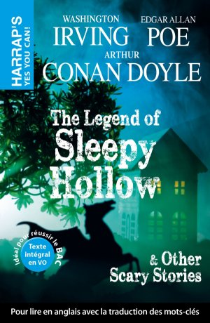 Sleepy Hollow and other scary stories-Harrap's-9782818706923