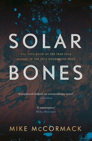 Solar Bones - canongate - 9781786891297