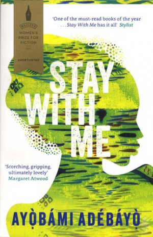 Stay with Me - faber and faber - 9781782119609