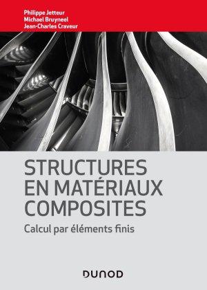 Structures en matériaux composites - dunod - 9782100792924