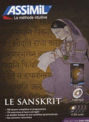 Super Pack - Le Sanskrit - Débutants et Faux-débutants - assimil - 9782700580433