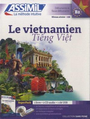 Super Pack - Le Vietnamien - Débutants et Faux-débutants-assimil-9782700581126