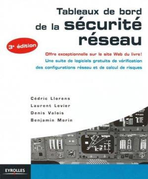 Tableaux de bord de la sécurité réseau-eyrolles-9782212128215