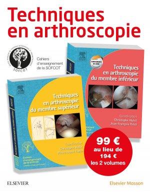 Techniques en arthroscopie-elsevier / masson-9782294765704