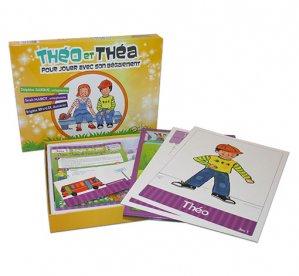Théo et Théa - ortho  - 2224302935992