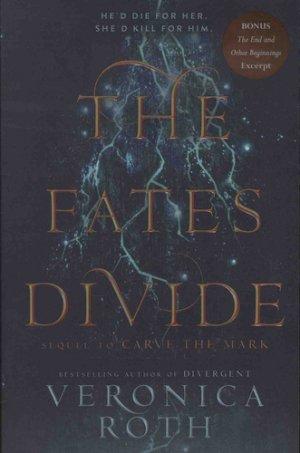 The Fates Divide - Sequel to Carve the Mark-harpercollins-9780008192211