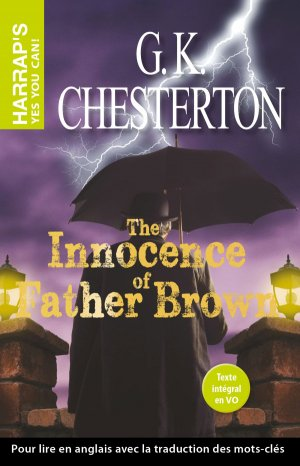 The innocence of father Brown - harrap's - 9782818704455