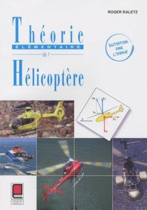 Théorie élémentaire de l'hélicoptère-cepadues-9782854288773