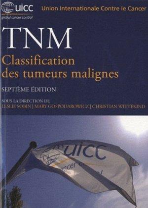 TNM Classification des tumeurs malignes-cassini-9782842251260