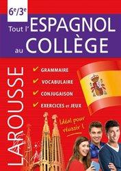 Tout l'espagnol au collège 5e/3e-larousse-9782035919502