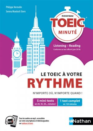 TOEIC minute-nathan-9782091652979