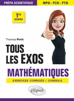 Tous les exos Mathématiques-ellipses-9782340028685