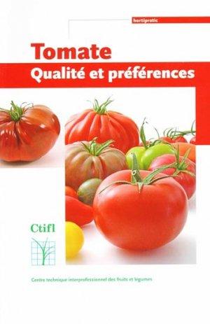 Tomate - ctifl - 9782879113098